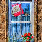 Window Art -  Knaresborough by Colin J Williams Photography