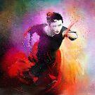 Flamencoscape 03 by Goodaboom