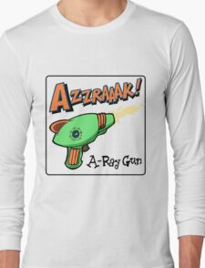 Raygun A Long Sleeve T-Shirt