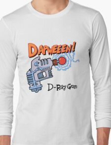 Raygun D Long Sleeve T-Shirt