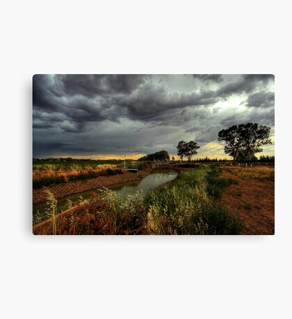 The Wind Cries Constance Canvas Print