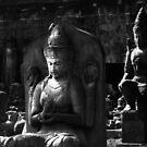 Bali Statues by magnetik