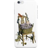 Changeling Baby iPhone Case/Skin