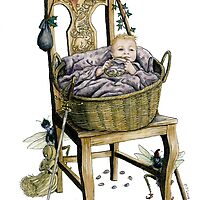 Changeling Baby by Mike Lowe