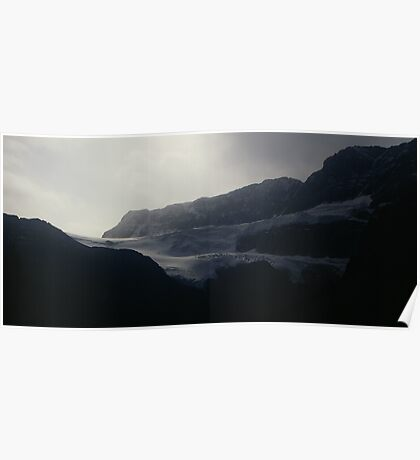 COLUMBIA ICEFIELDS Poster