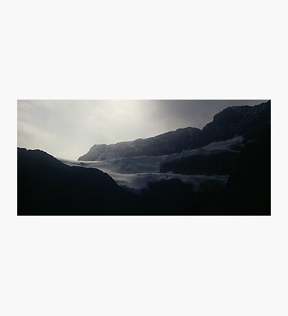COLUMBIA ICEFIELDS Photographic Print