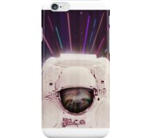 Sloth in outerspace iPhone Case/Skin