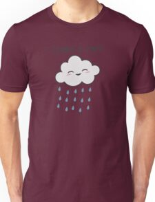 I Make It Rain Cute Storm Cloud Unisex T-Shirt