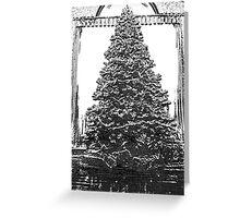 christmas 2 -blank + shirts, tote bag ect Greeting Card