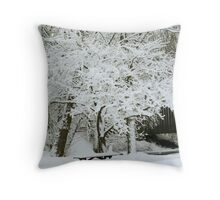 I'm Dreaming of a White Christmas Throw Pillow