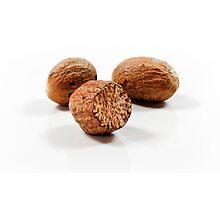 Nutmeg Photographic Print