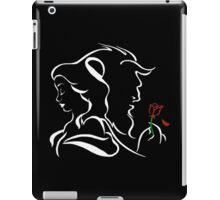 Belle, The Beast and The Rose - The Beauty and The Beast iPad Case/Skin