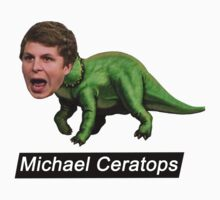 Michael Ceratops by ticklish-wizard