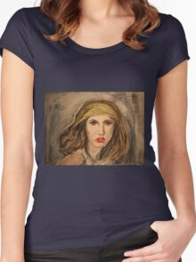 Perfect Girl Women's Fitted Scoop T-Shirt