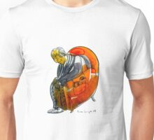 Interpretation #64 - Old men's seat Unisex T-Shirt