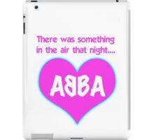 Tribute to ABBA iPad Case/Skin