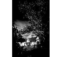 MAINE HOUSE, NEW ENGLAND USA Photographic Print