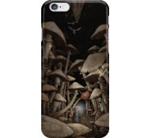 Fungus Forest iPhone Case/Skin