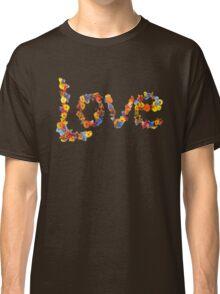 Flower Power- Love Classic T-Shirt