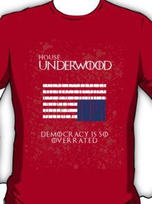 House Underwood T-Shirt