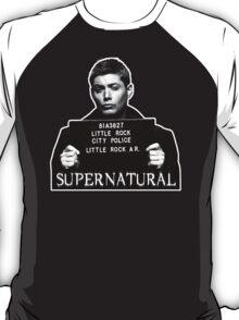 Dean Mugshot T-Shirt