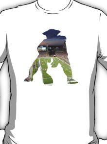 New England Patriots Stadium Color T-Shirt