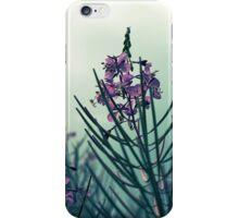Atlantic Pink Wildflowers Chamerion Augustifolium Fireweed iPhone Case/Skin