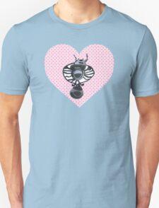 healing angels pattern T-Shirt