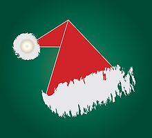 Santa 's hat by feiermar
