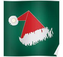 Santa 's hat Poster