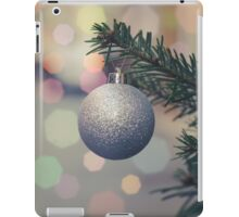 Retro Christmas Tree Decoration iPad Case/Skin