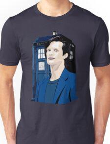 Blue Box Smith Cartoon Character Hoodie / T-shirt Unisex T-Shirt