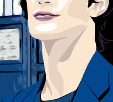 Blue Box Smith Cartoon Character Hoodie / T-shirt Sticker
