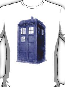 Blue Box Hoodie / T-shirt T-Shirt