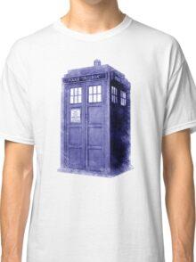 Blue Box Hoodie / T-shirt Classic T-Shirt