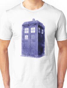 Blue Box Hoodie / T-shirt Unisex T-Shirt