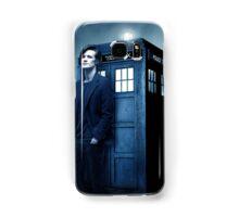 doctor smith tee Tardis Hoodie / T-shirt Samsung Galaxy Case/Skin