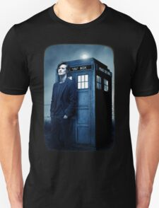 doctor smith tee Tardis Hoodie / T-shirt T-Shirt