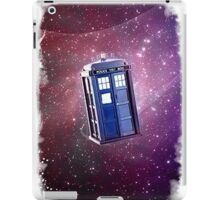 Blue Box nebula Tee Tardis Hoodie / T-shirt iPad Case/Skin