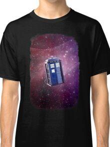 Blue Box nebula Tee Tardis Hoodie / T-shirt Classic T-Shirt