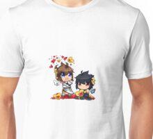 Kid Icarus - (chibi) Pit & Dark pit Unisex T-Shirt