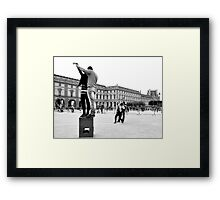 Photography is fun Framed Print