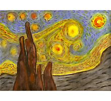 Another Starry Night Photographic Print