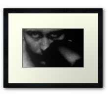 THE BOXER (2) Framed Print