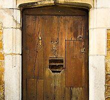 The Poor Door by Trevor Patterson