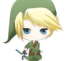 link kawaii design by zeldalover87