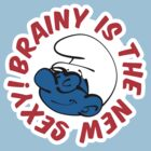 Brainy is the New Sexy-Smurf spoof by SimpleSimonGD