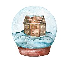 Ginger bread house  by marialovell