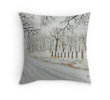 School Closed Early Today Throw Pillow