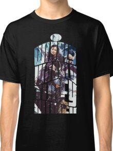 Dr. Who tardis Tee painting T-Shirt Classic T-Shirt